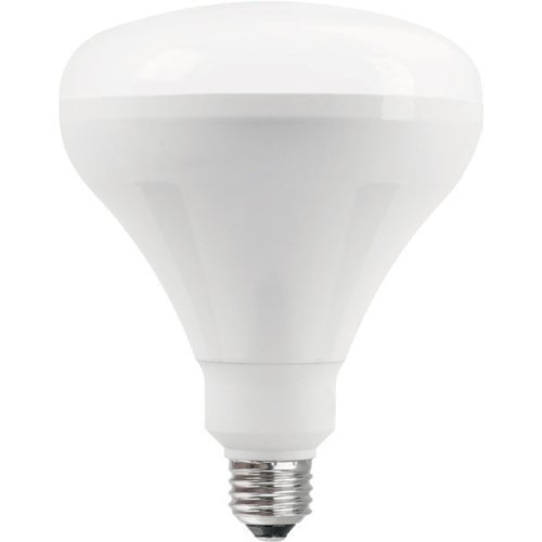 12W Dimmable Smooth Br40 LED Bulb, 5000K