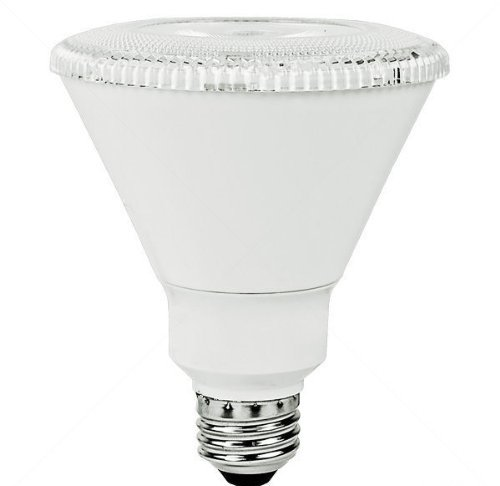 PAR30 12W Dimmable LED Bulb, Smooth, 3000K, 25 Degree