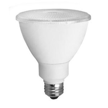 PAR30 12W Dimmable LED Bulb, Smooth, 3500K, 15 Degree