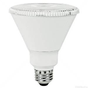 PAR30 14W Non-Dimmable LED Bulb, Smooth, 2700K, 15 Degree