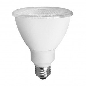 PAR30 14W Dimmable LED Bulb, Smooth, 4100K, 40 Degree
