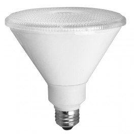 PAR38 17W Dimmable LED Bulb, Smooth, 3000K, 25 Degree
