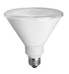 PAR38 17W Dimmable LED Bulb, Smooth, 4100K, 40 Degree