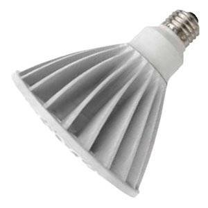 PAR38 19W Wet Location LED Bulb, Flood, 40 Degree, 3000K