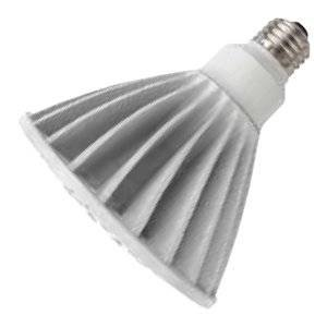 PAR38 23W Non-Dimmable LED Bulb, Narrow Flood, 25 Degree, 2700K