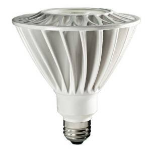 PAR38 23W Non-Dimmable LED Bulb, Spot, 15 Degree, 3000K