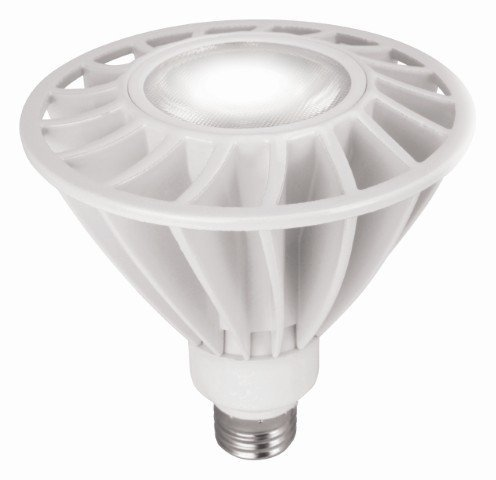 PAR38 23W Non-Dimmable LED Bulb, Narrow Flood, 25 Degree, 4100K