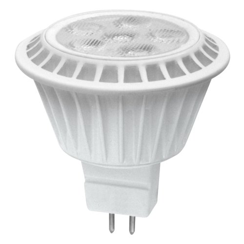 5W 12V Dimmable MR16 LED Bulb, 3000K, 20 Degree