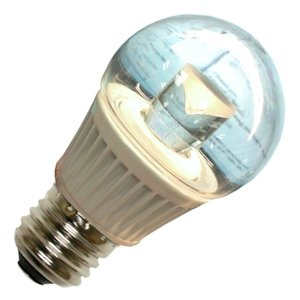 5W S14, 2700K Frosted LED Bulb