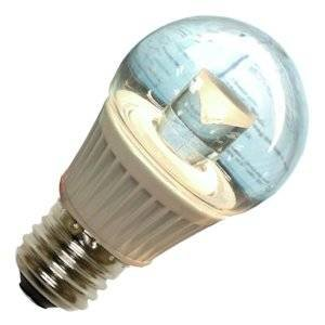 5W S14, 3000K Frosted LED Bulb