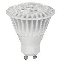 Gu10 MR16 7W Dimmable LED Bulb, 3000K, 40 Degree
