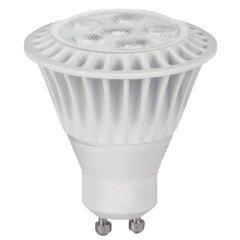 Gu10 MR16 7W Dimmable LED Bulb, 3000K, 20 Degree
