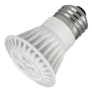 PAR16 7W Dimmable LED Bulb, 2700K, 40 Degree