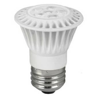 PAR16 7W Dimmable LED Bulb, 3000K, 20 Degree