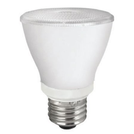 PAR20 8W Dimmable LED Bulb, Smooth, 2700K, 40 Degree
