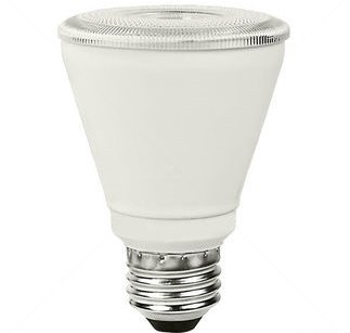 PAR20 8W Dimmable LED Bulb, Smooth, 5000K, 40 Degree
