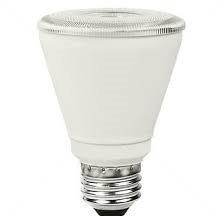 PAR20 8W Dimmable LED Bulb, Smooth, 5000K, 25 Degree
