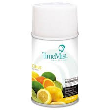 TimeMist Metered Aerosol Refill- Clean N Fresh