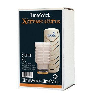 TimeWick Fragrance Kit, Xtreme Citrus, 1.217oz, Cartridge