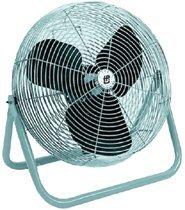 """18"""" 3-Speed Work Aluminum Industrial Floor Fan"""