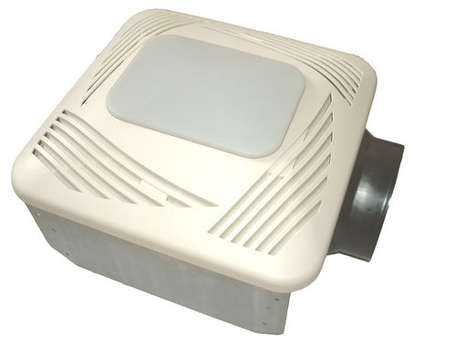 150 CFM High Performance Bath Fan with Light