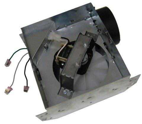 "50 CFM 3""Duct Adaptor Bath Fan Housing"