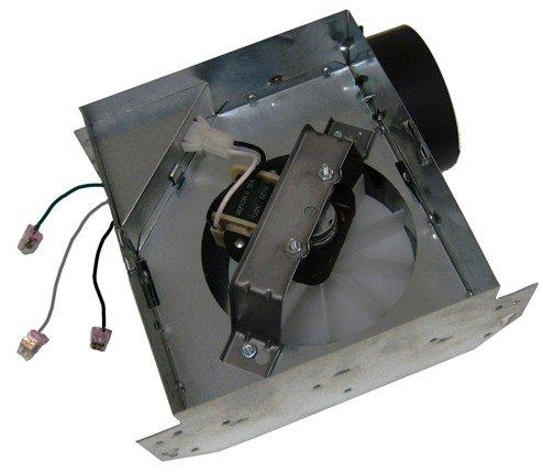 """50 CFM 4"""" Duct Adaptor Bath Fan Housings"""