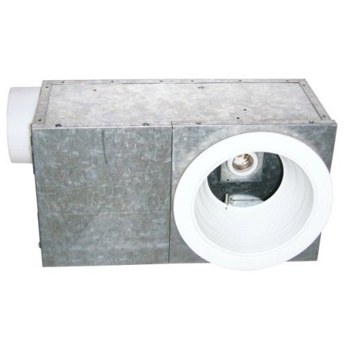 Recessed Lighting Bathroom Fan : Usi electric bfr l bath fan with recessed light