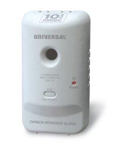 Carbon Monoxide Smart Alarm, 10 Year Sealed Battery