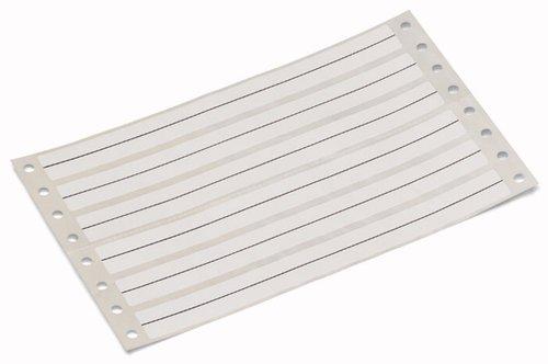 White Self-Adhesive Marking Strip