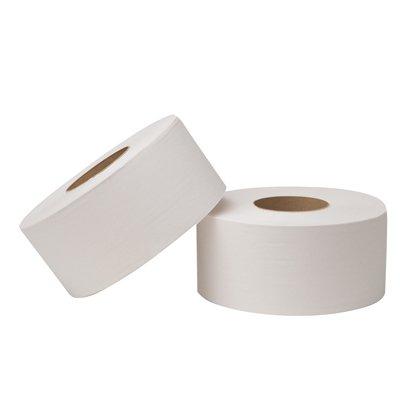 EcoSoft Jumbo Universal Bathroom Tissue, 2-Ply