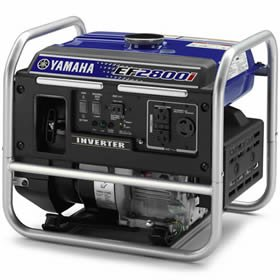 2500 Watt Port Inverted Generator