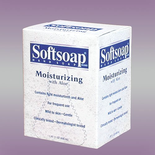 Softsoap Moisturizing Hand Soap w/ Aloe Refills 800 mL