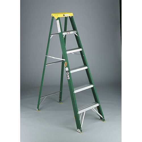 Davidson Ladder 6 Ft Fiberglass Commercial Step Ladder