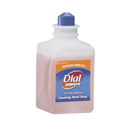Dial Dial Complete Antimicrobial Foaming Hand Soap 1 Liter