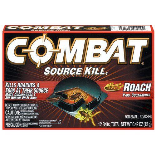 Combat Source Kill Small Roach Bait
