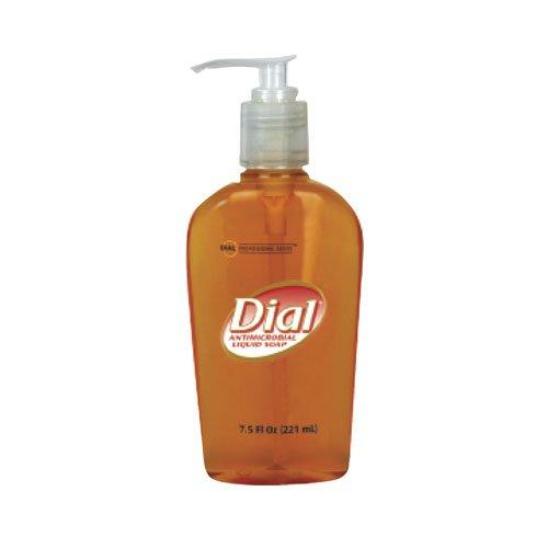 Liquid Dial Gold Antimicrobial Hand Soap 7.5 oz. Pump