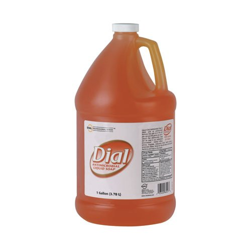 Liquid Dial Gold Antimicrobial Soap 1 Gal Bottle