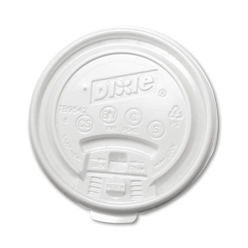 12/16 oz Plastic Lids for Hot Drink Cups