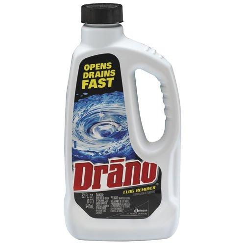 Drano Liquid Clog Remover 32 oz. Bottle