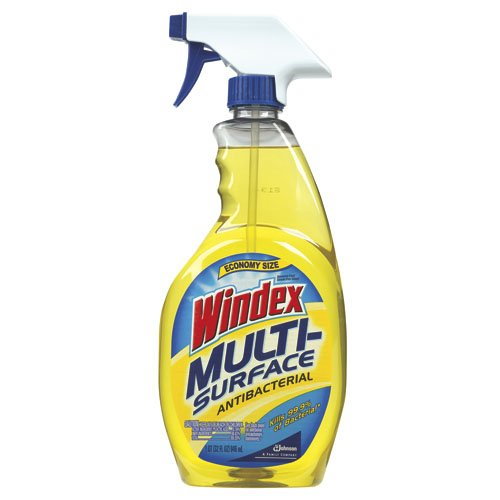 32 oz Windex Antibacterial Multi-Surface Cleaner