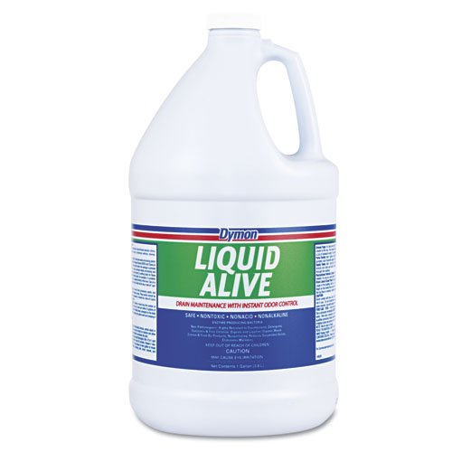 Itw Dymon Liquid Alive Enzyme Producing Bacterial 1 Gal