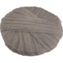 Medium Grade 19 In Radial Steel Wool Floor Pads