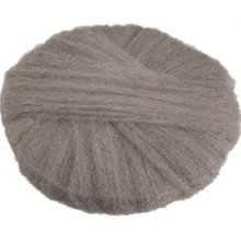 Coarse Grade 19 In Radial Steel Wool Floor Pads