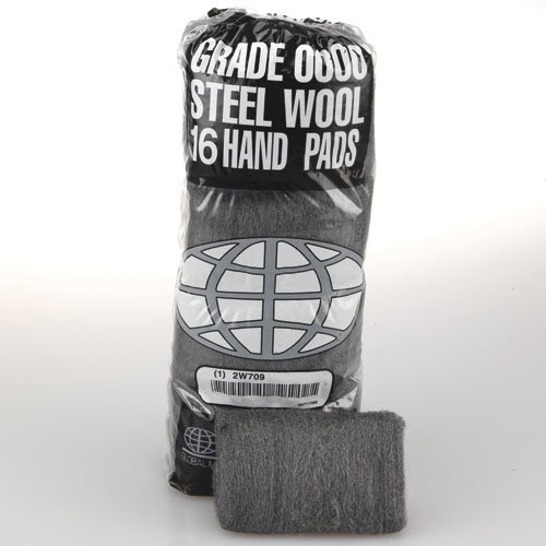 #0000 Finest Grade Quality Steel Wool Hand Pads