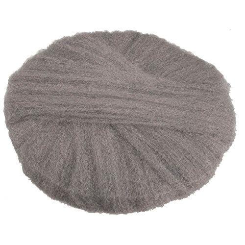 Fine Grade 17 In Radial Steel Wool Floor Pads