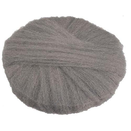 Fine Grade 20 In Radial Steel Wool Floor Pads