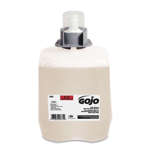 FMX-20 E2 Foam Sanitizing Soap 2000 mL Refills