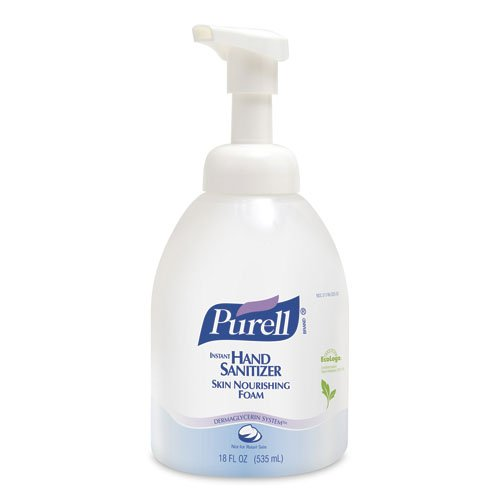 Purell TFX Green Certified Sanitizer Skin Nourishing Foam 535 mL