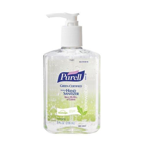 PURELL Green Certified Instant Hand Sanitizer 8 oz